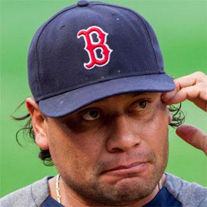 baseball player Vicente Padilla - age: 43