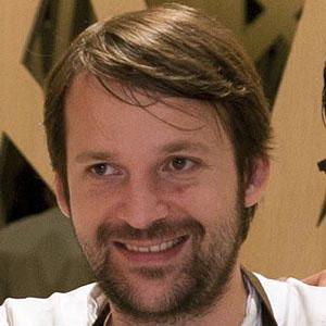 Chef Rene Redzepi - age: 39