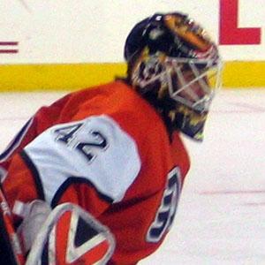 Hockey player Robert Esche - age: 42