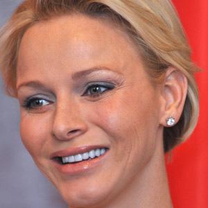 Royalty Princess Charlene Of Monaco - age: 42
