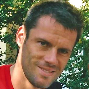 Soccer Player Jamie Carragher - age: 42