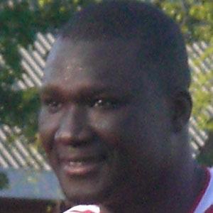 Soccer Player Papa Bouba Diop - age: 42