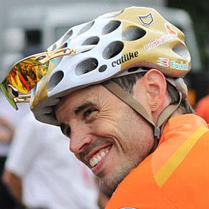 Cyclist Samuel Sanchez - age: 42