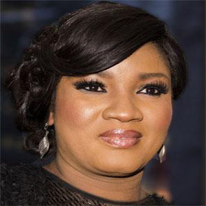 Movie actress Omotola Jalade-Ekeinde - age: 42