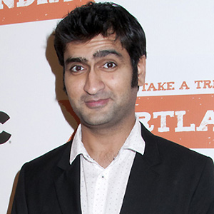 Comedian Kumail Nanjiani - age: 42