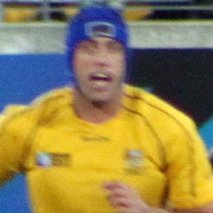 Rugby Player Nathan Sharpe - age: 39