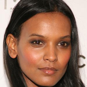 model Liya Kebede - age: 42