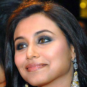 Movie actress Rani Mukerji - age: 43