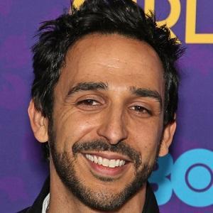 TV Actor Amir Arison - age: 42