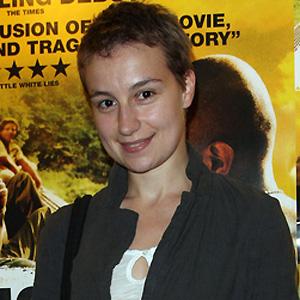 Movie actress Anamaria Marinca - age: 42