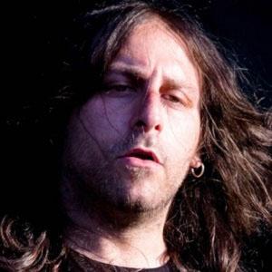 Bassist Martin Mendez - age: 42