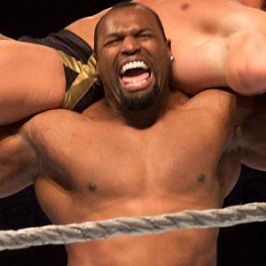 Wrestler Ezekiel Jackson - age: 42