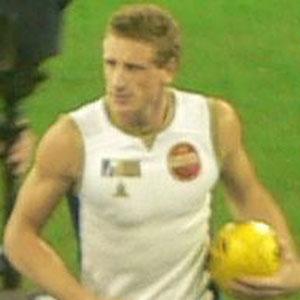 Australian Rules Footballer Brett Burton - age: 43