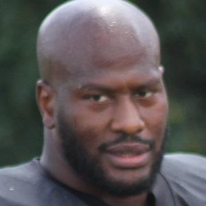 Football player James Harrison - age: 43