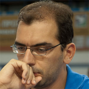 Chess Player Hristos Banikas - age: 42