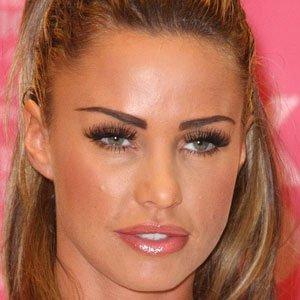 model Katie Price - age: 43