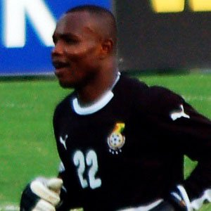 Soccer Player Richard Kingson - age: 42
