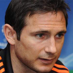 Soccer Player Frank Lampard - age: 39