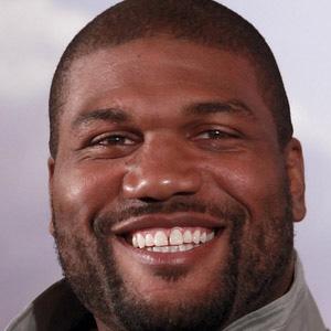 MMA Fighter Quinton Jackson - age: 39
