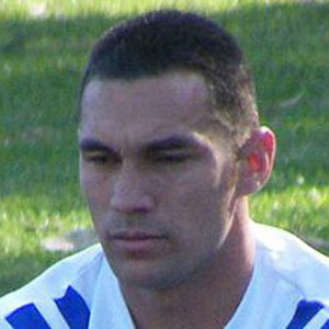 Rugby Player George Carmont - age: 38