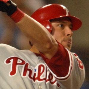 baseball player Greg Dobbs - age: 38