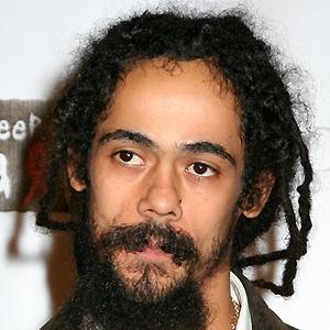 Reggae Singer Damian Marley - age: 43