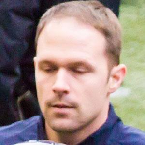 Football player Nick Sorensen - age: 42
