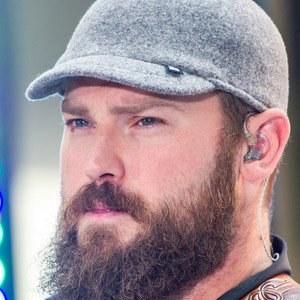 Country Singer Zac Brown - age: 38