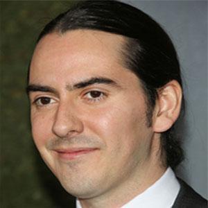 Guitarist Dhani Harrison - age: 42