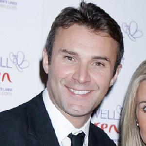 TV Show Host Jonathan Wilkes - age: 42