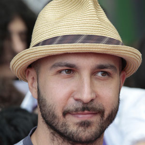 Comedian Marcello Macchia - age: 42