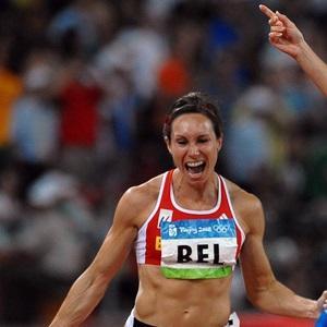 Runner Kim Gevaert - age: 42