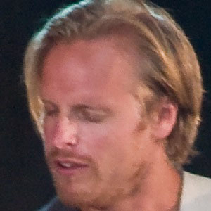 Guitarist Andreas Oberg - age: 42