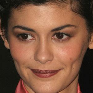 Movie actress Audrey Tautou - age: 42