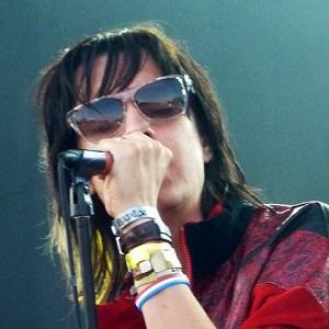 Rock Singer Julian Casablancas - age: 38