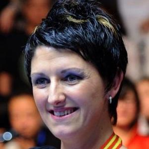 Snooker Player Kelly Fisher - age: 38