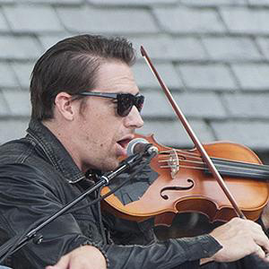 Guitarist Zach Filkins - age: 42