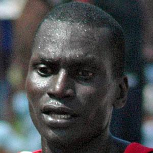 Runner Robert Kipkoech Cheruiyot - age: 42