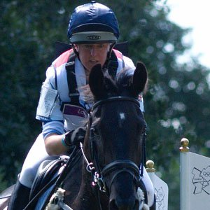 Equestrian Nicola Wilson - age: 42
