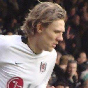 Soccer Player Jimmy Bullard - age: 42