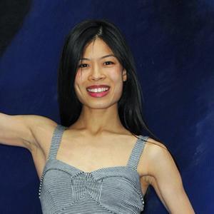 Violinist Vanessa-Mae - age: 38