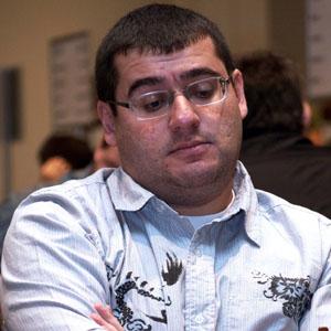 Chess Player Sergei Movsesian - age: 42