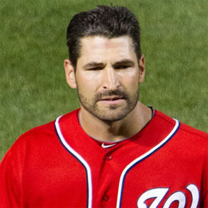 baseball player Xavier Nady - age: 38