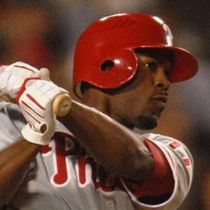 baseball player Jimmy Rollins - age: 42