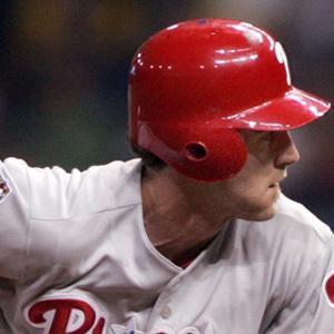 baseball player Chase Utley - age: 42