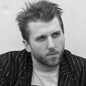 Drummer Neil Sanderson - age: 38