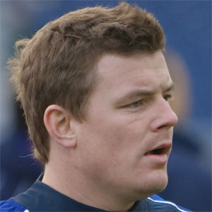 Rugby Player Brian O'Driscoll - age: 41