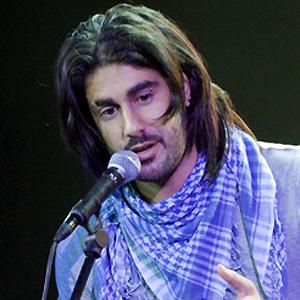 Pop Singer Melendi - age: 41