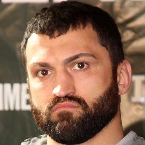 MMA Fighter Andrei Arlovski - age: 41
