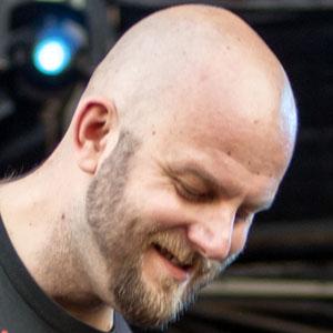 Guitarist Peter Wichers - age: 41